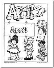 primavera jugar y colorear (14)