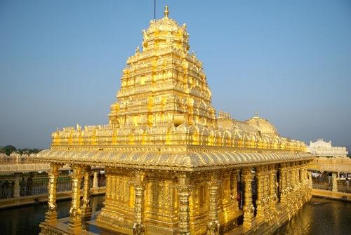 golden temple vellore. Vellore Golden Temple