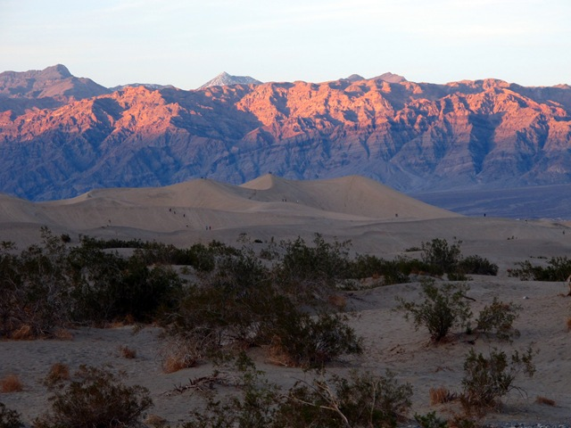 Death Valley Mesquite Flat Sand Dunes (2)