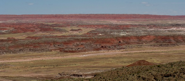 Petrified Forest National Park Pintado Point