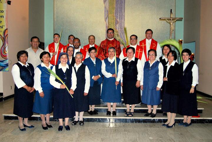 VIII Encuentro de los Superiores Provinciales de la Familia Paulina