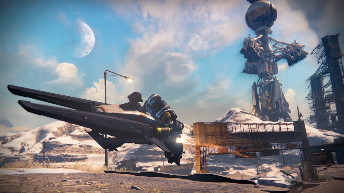 Bungie reveals Destiny will get at least two packs of DLC