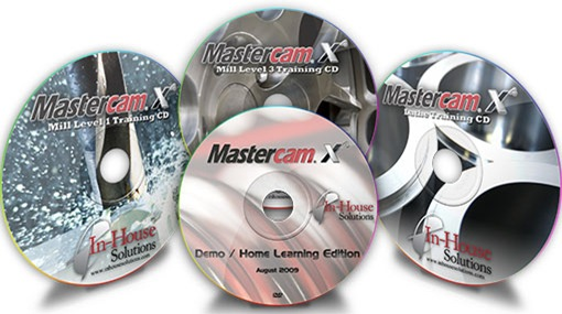 Dvd Mastercam