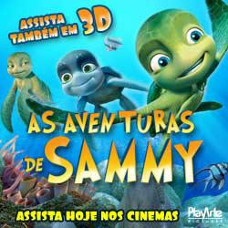Enviar As Aventuras de Sammy para o Twitter