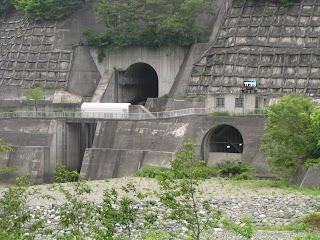 仮排水トンネル?