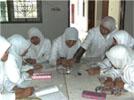 Praktek di Lab Kimia