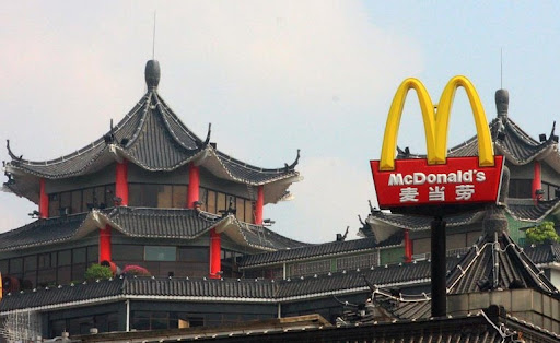 Para acabar con el mito de china Socialista Mcdonalds-china-arches
