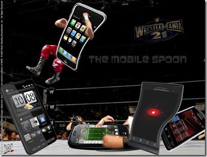 War of the phones