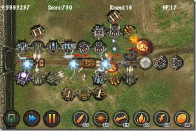 Tower Defense Evo-MobileSpoon