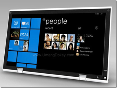 windows phone 7 for tablet
