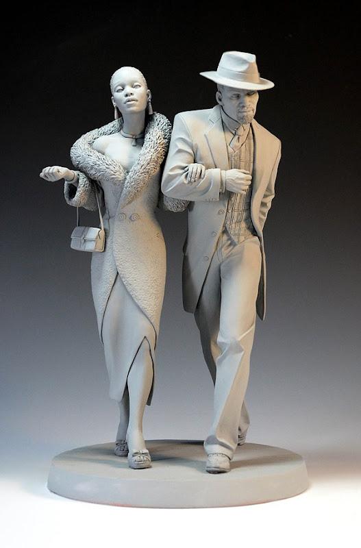 MarkNewmanSculptures01