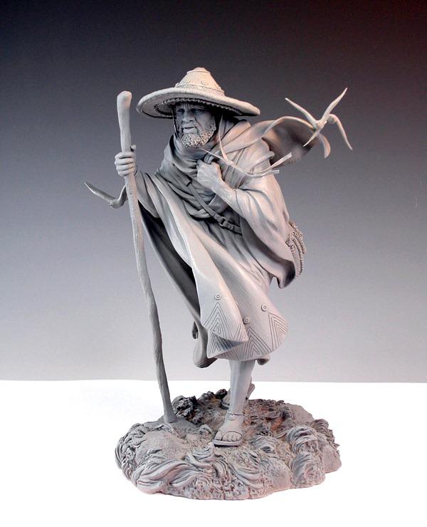 MarkNewmanSculptures02