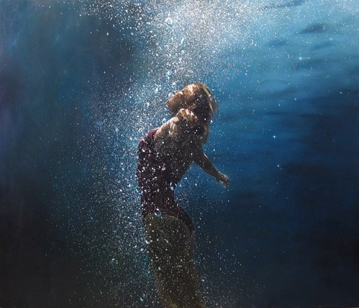 Mind blowing underwater paintings by Eric Zener | Amusing ...