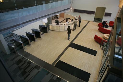 Inside Microsofts Office at Redmond Amusing Planet