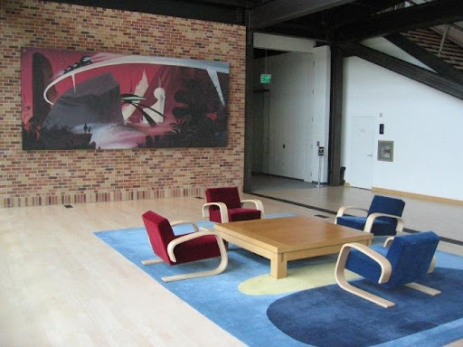 pixar studios offices. Inside Pixar Animation Studios