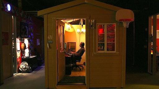pixar studios tour. Inside Pixar Animation Studios