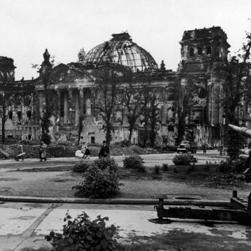 Berlin After The World War 2