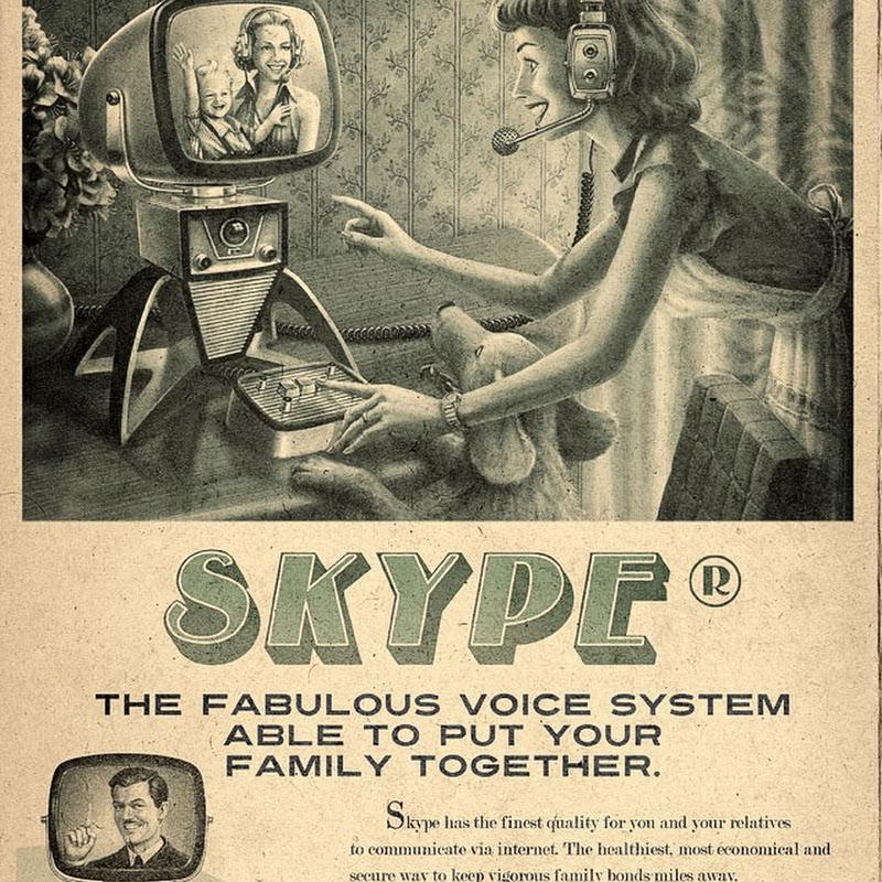 Maximidia's Vintage Internet Ads