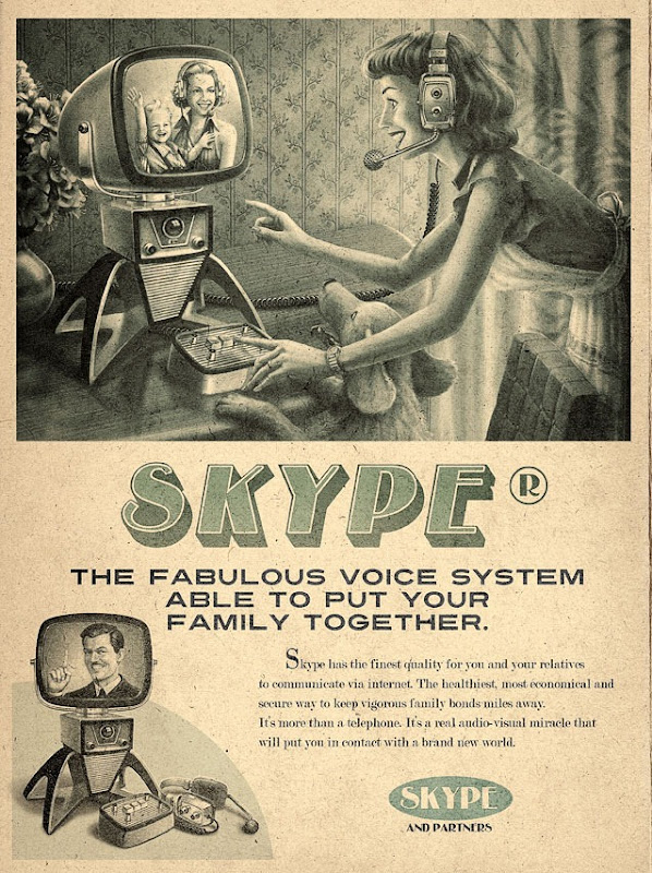 skype-maximidia vintage internet ads