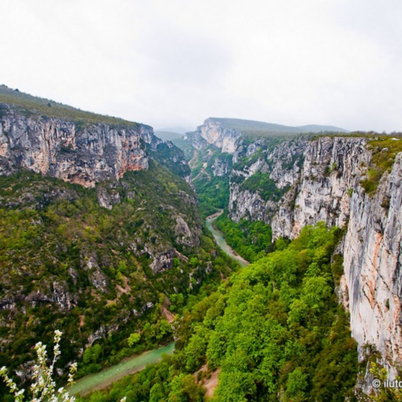 The Grand Canyon of Verdon