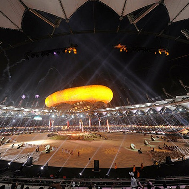 Commonwealth Games 2010 Opening Ceremony Pictures