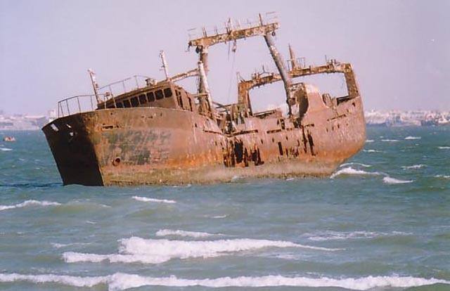 Nouadhibou shipwreck11