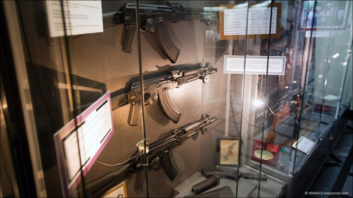 AK-47 Museum | Kalashnikov Museum in Izhevsk Seen On www.coolpicturegallery.us