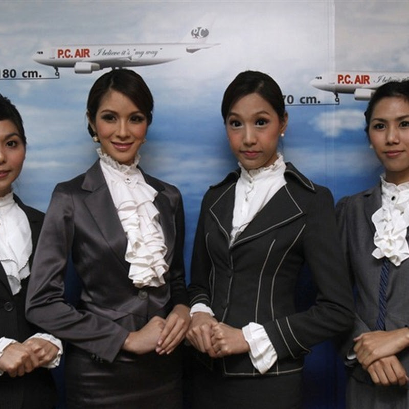 Thai Airline Hires Transsexual Flight Attendants