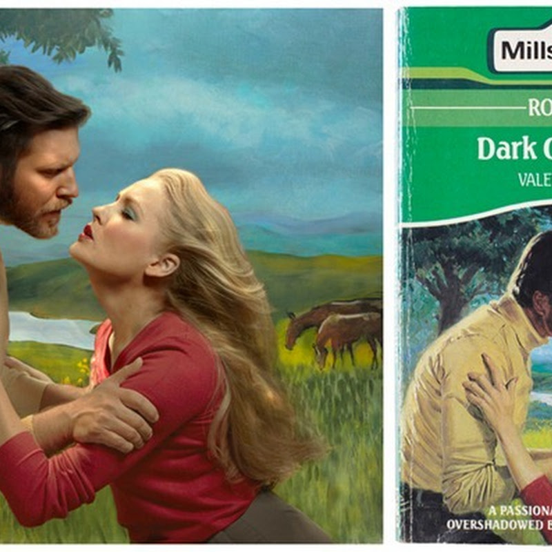 Mills & Boon Covers Recreated
