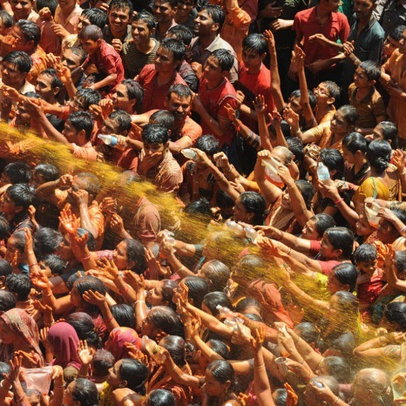 Holi Celebrations Around The World