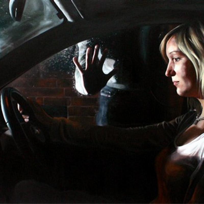 Joe Simpson's Cinematic Oil Paintings