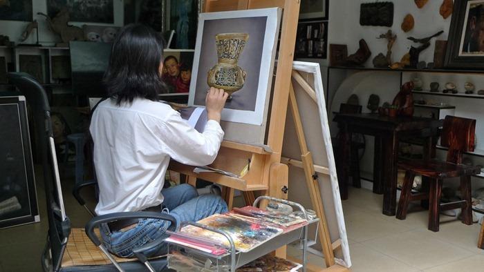 dafen-oil-painting-village8
