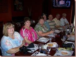 Lynette, Me, Kathy, Nolan, Chuck, Ed, Marilyn