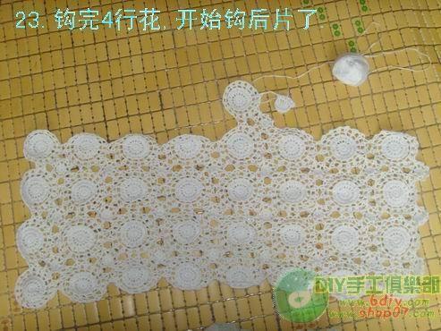 طريقة بلوزة كروشية موديل ياباني كروشية للخريف القادم طريقة التشبيك الكروشية