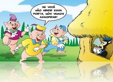 A Vingança dos Porcos