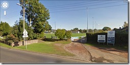 Willand Rovers ground GM