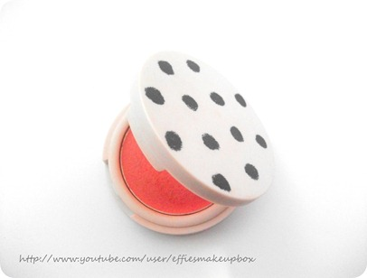 cream blush in neon rose
