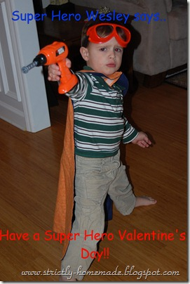 Wesley's Valentine Photo 2