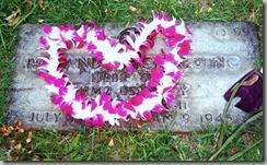 pete's grave