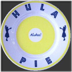 hula pie plate