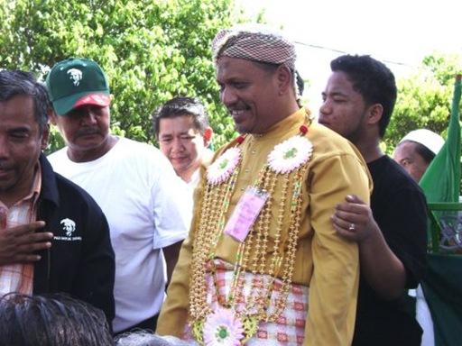 calon salehuddin