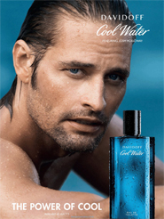 Davidoff Cool Water Eau de Toilette Natural Spray for Men