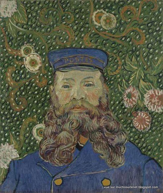 Portrait de Joseph Roulin par Vincent van Gogh