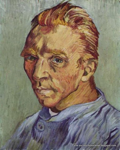 Portrait de l'artiste sans barbe par Vincent van Gogh
