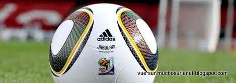 ballon officiel de la Coupe du monde 2010