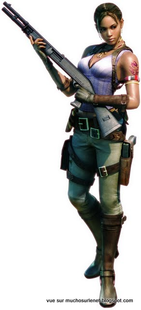 Sheva Alomar – Resident Evil 5