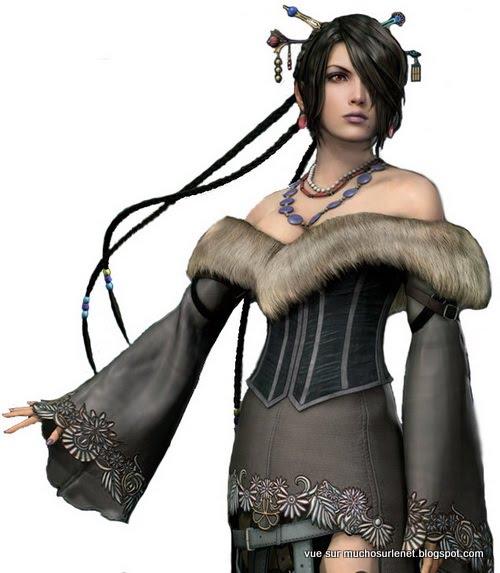 Lulu – Final Fantasy X