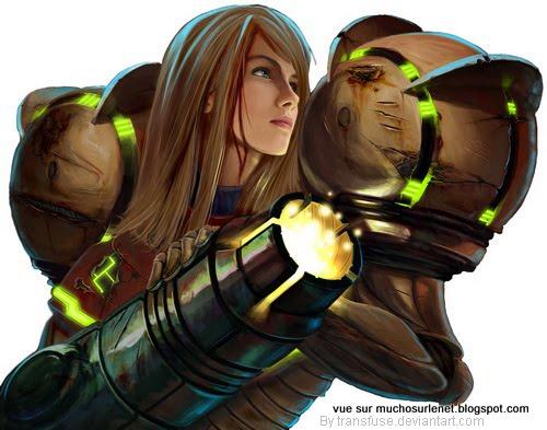 Samus Aran – Metroid Prime