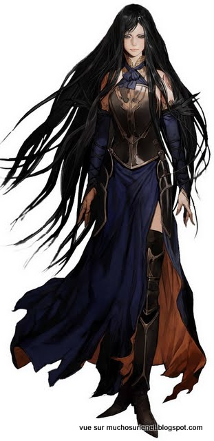 Shanoa – Castlevania: Order of Ecclesia