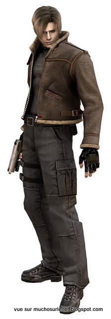 Leon Scott Kennedy – Resident Evil 4